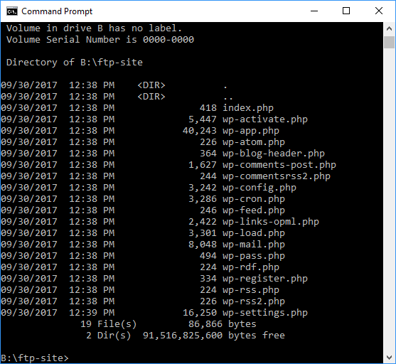 Free: Map and Mount FTP, SFTP as a Drive: DriveMaker Freeware