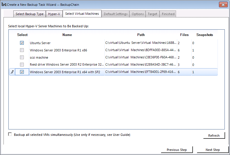 How to: Hyper-V VHD, VHDX Copy to Disk, Network while VM is Running