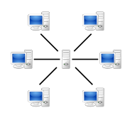 central backup server