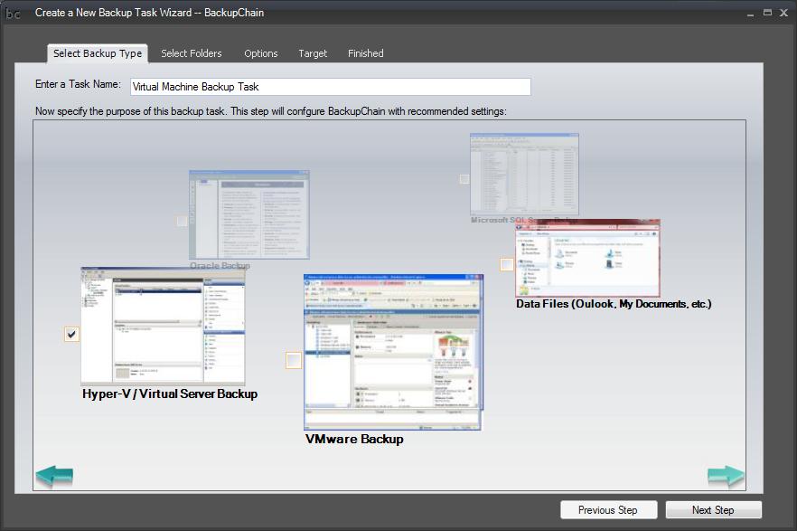 hyperv backup software